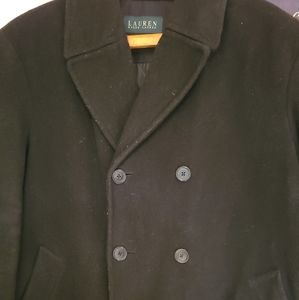 Lauren by Ralph Lauren men's navy coat 44R